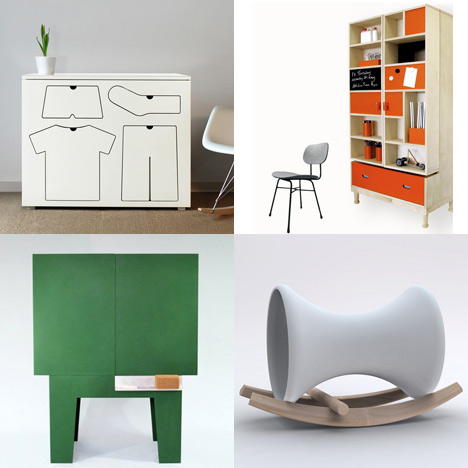 Childrens furniture dezeen archive childrens furniture DXZWUJF