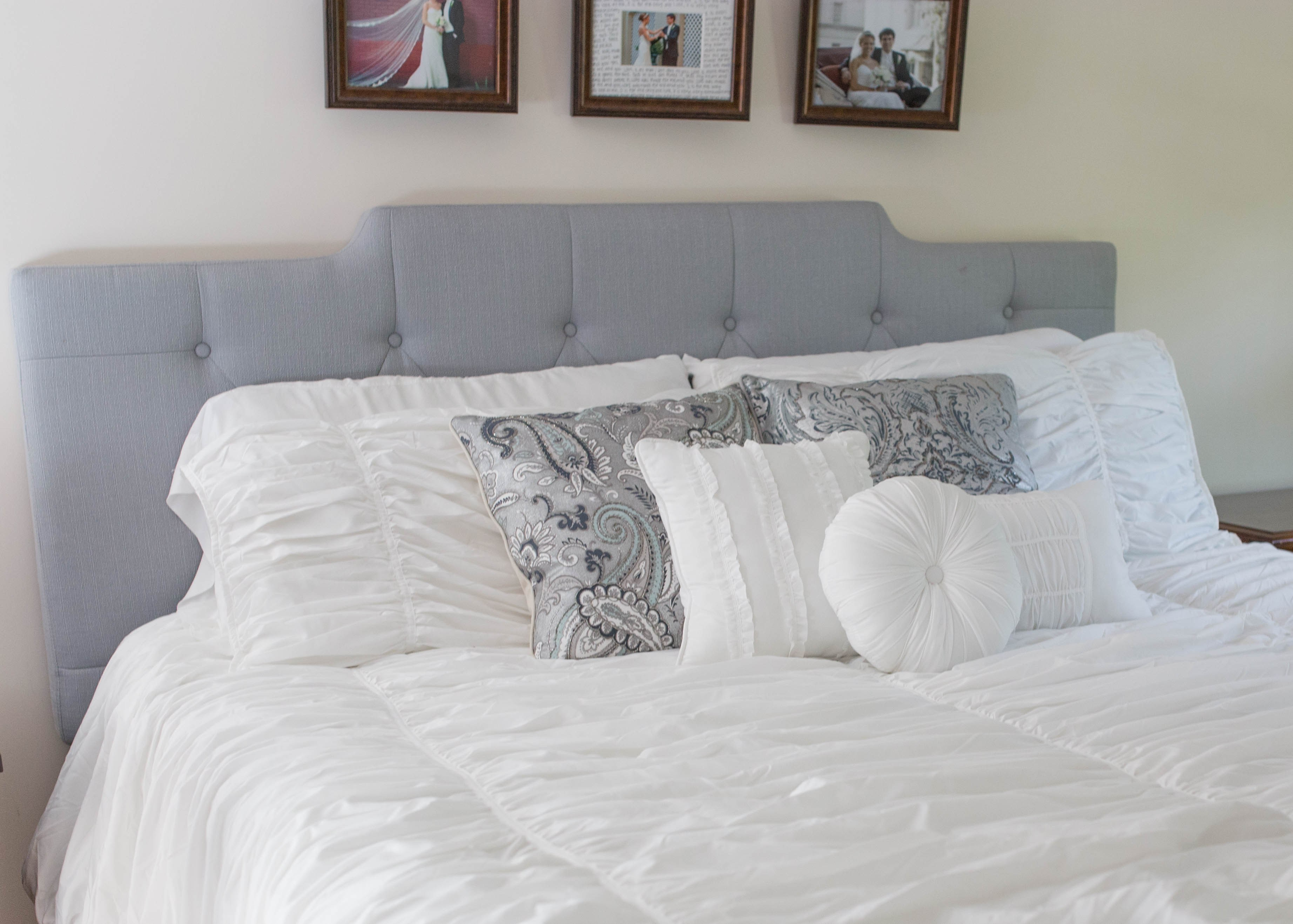 Bed Inspiration: Make yourself cuddly!