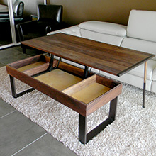 Custom made furniture custom made coffee tables PUYQVDS
