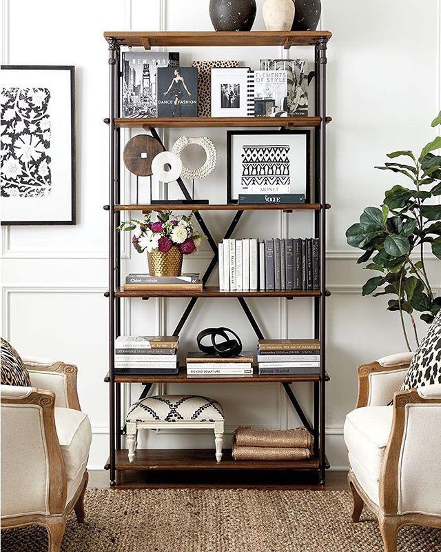 Decorating Shelves: Inspiration