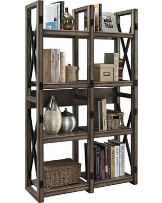 Decorative Bookshelf altra furniture wildwood decorative bookshelf LXQGCIZ