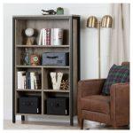 Decorative Bookshelf: So it becomes an eye-catcher!