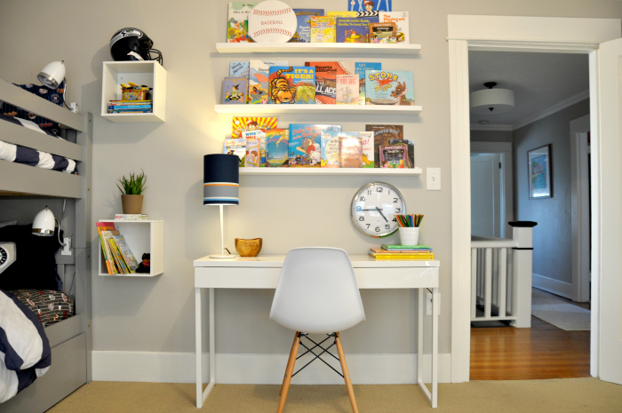 Optimal Desk For The Children S Room