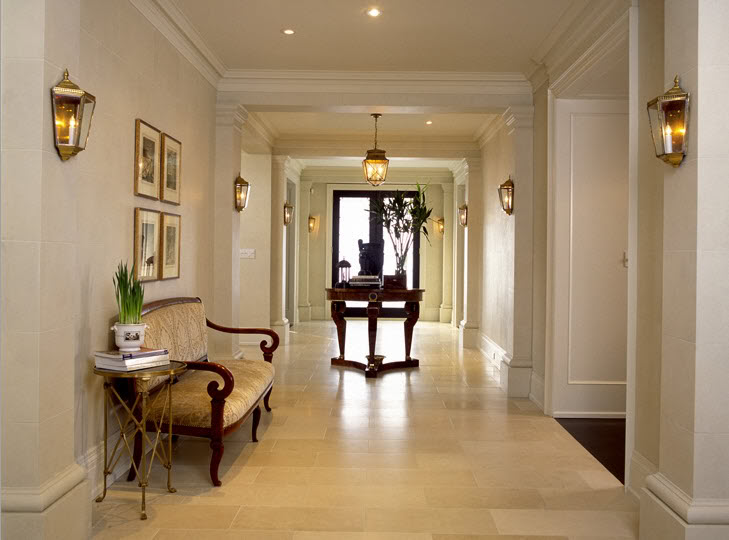 Furnishing ideas for the hallway