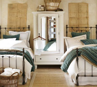 Guest Bed Inspiration tidbitsu0026twine guest bedroom inspiration 18 APMONEA