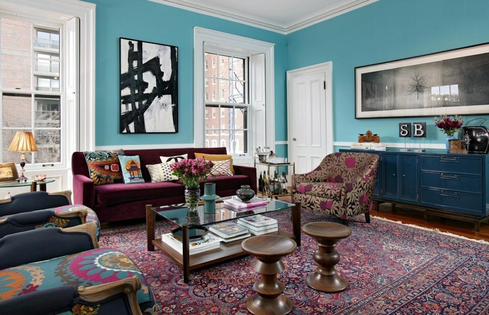Interior design with colors 10 color theory basics everyone should know - freshome.com BBRFSPL