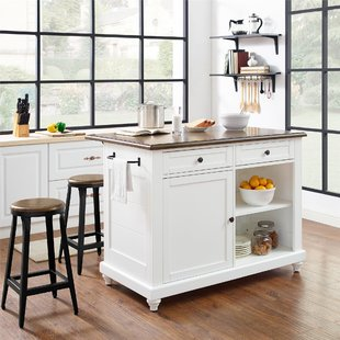Kitchen Islands gilchrist kitchen island set MDFGWTT