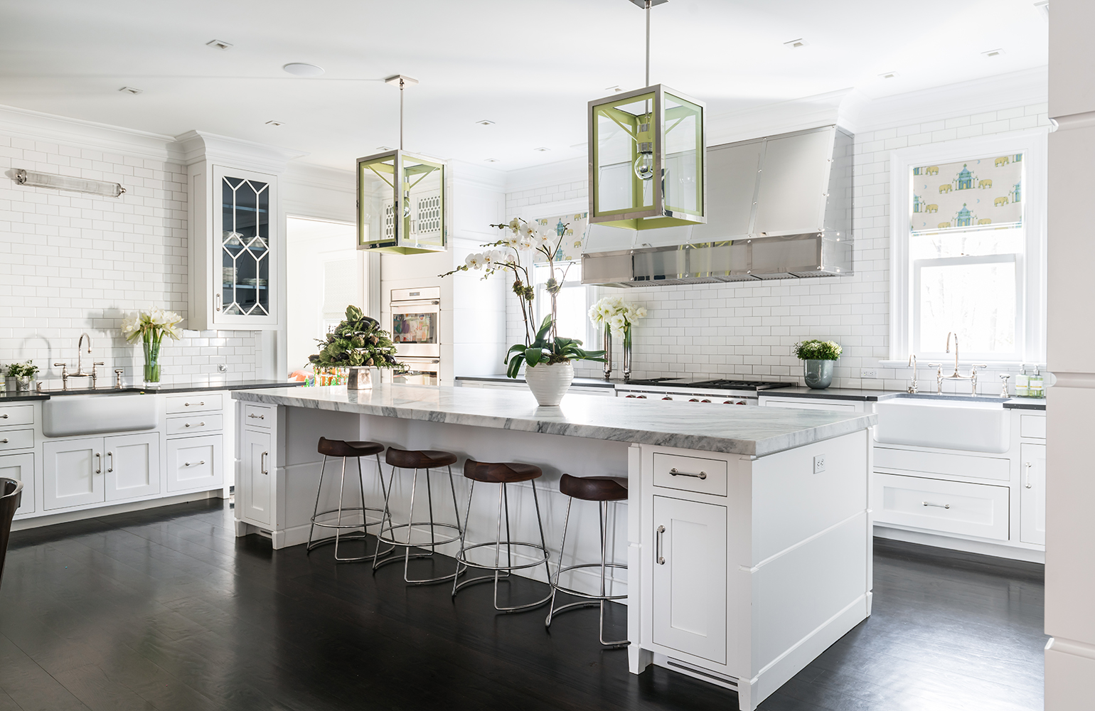 Kitchen Islands: inspiration to dream