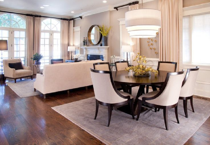 living room dining room combination creative methods to decorate a living room-dining room combo EFPMWNY