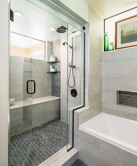 modern bathroom renovation bathroom renovations by astro design - ottawa modern-bathroom BPSGNJC