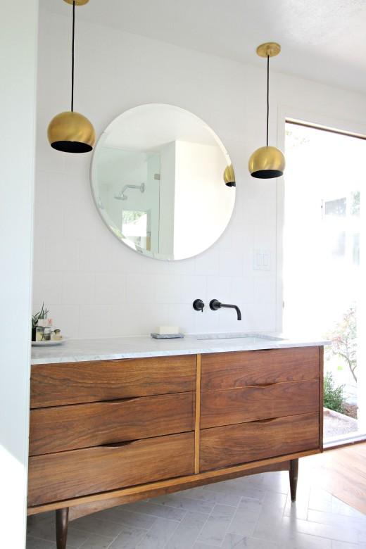 modern bathroom renovation LAMPLEK