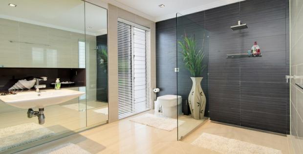 modern bathroom renovation modern bathroom renovations EHAHVRQ