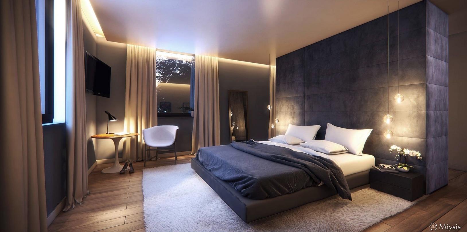 Modern bedrooms 20 modern bedroom designs QWIRJNS