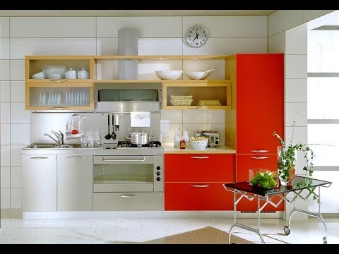 Modern kitchens for small spaces modern kitchen design for small space kitchen design ideas 2018 MIGKTLW