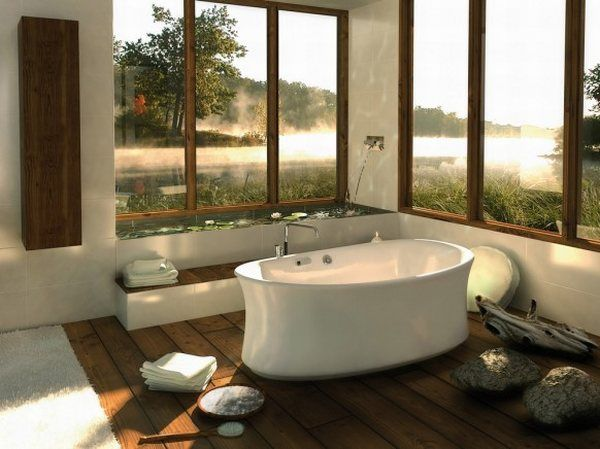 most beautiful bathroom decoration ideas 30 beautiful and relaxing bathroom design ideas ZGFTCCA
