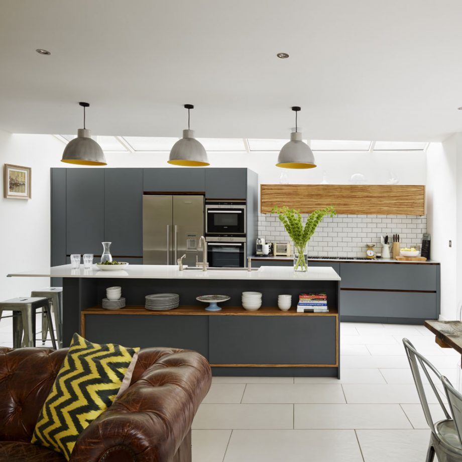 Open kitchen ideas: living kitchens can be so beautiful!