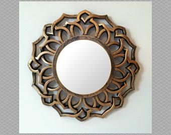 popular items for decorative mirror GQTYRPQ
