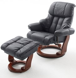 Relax chairs furniture in fashion launches recliner relax chairs with footstools EMFKRTA
