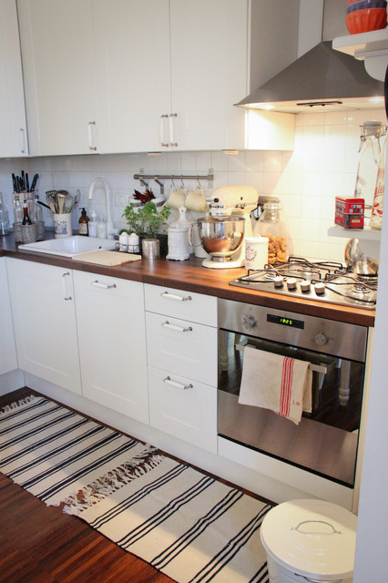 small kitchens solutions eclectic kitchen by sweet as a candy DDGODBV