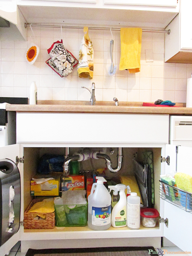 small kitchens solutions kitchen organization can be so difficult, especially if you have a small  kitchen. NWTQTIU