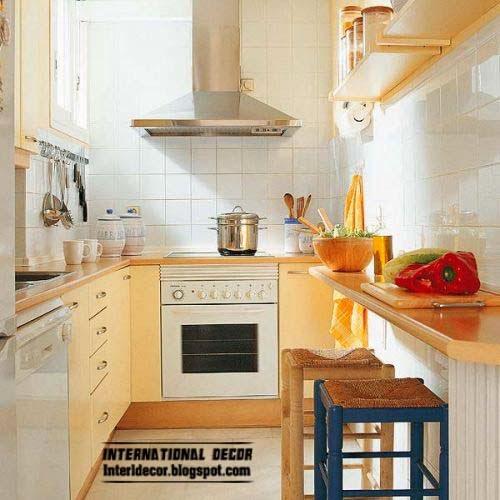 small kitchens solutions visually increase small kitchen solutions KAJOGCE