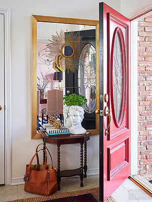small spaces decorating stylish solutions for awkward spaces DWYKZPH
