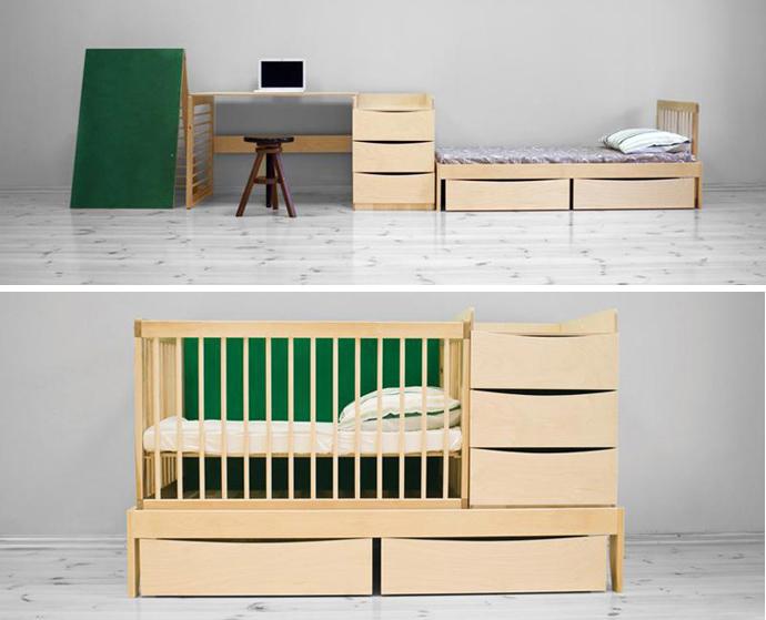 smart-kid, multi-functional furniture LXSOGJF