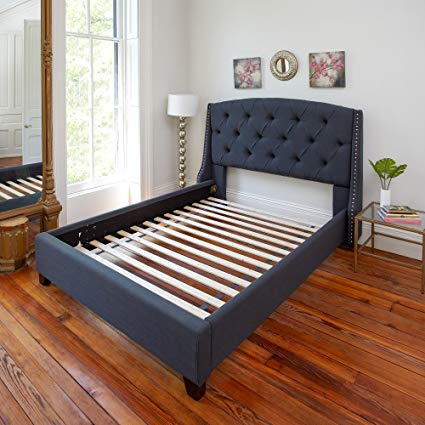 solid wood beds classic brands standard solid wood bed support slats | bunkie board | fits BVUIYJB