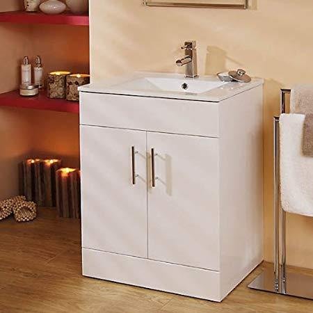vanity unit with basin 600 vanity unit basin with cabinet white (+4 vanity units 750,900,1000, UVDYLDM