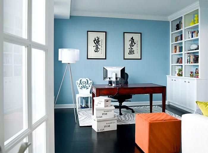 Wall Colors Ideas home office wall color ideas with fine painting ideas for home office photo QXRKGSX