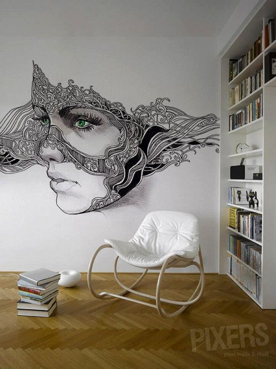 wall mural design 30 of the most incredible wall murals you have ever seen (19) WMHRLGU