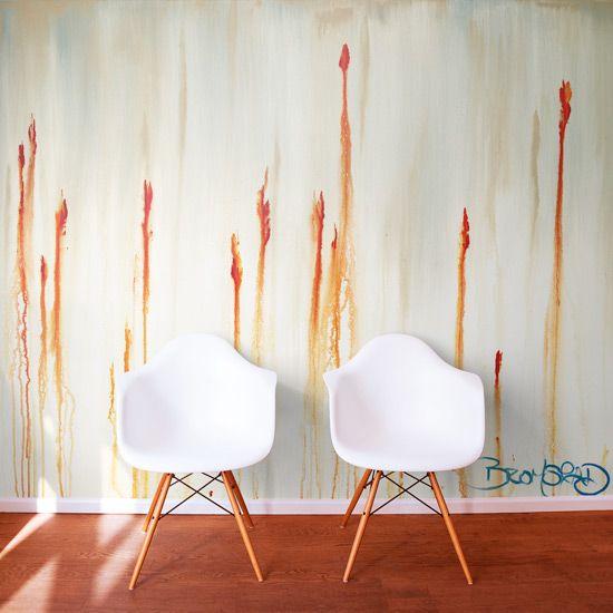 wall murals modern abstract DBKHUQM