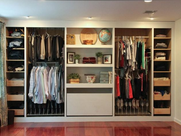 Wardrobe Ideas: How to create a stylish order!