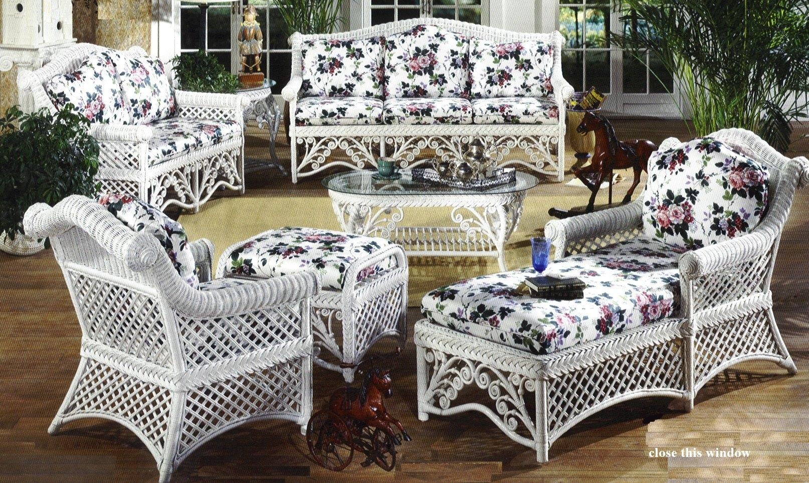 Wicker furniture gazebo victorian wicker furniture BIAGHMV