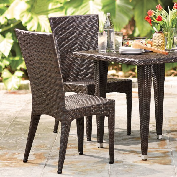 Wicker furniture wicker patio furniture youu0027ll love | wayfair KQCHITG