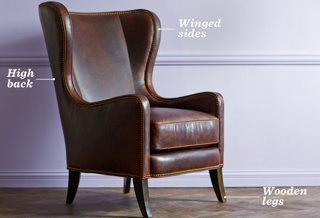 Wingback chair the essential guide to the wingback chair ENYBWKA