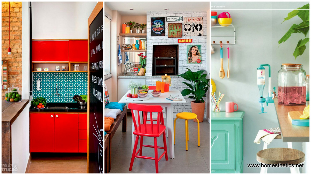 17 colorful kitchen designs that would cheer up any home PHBPTLQ