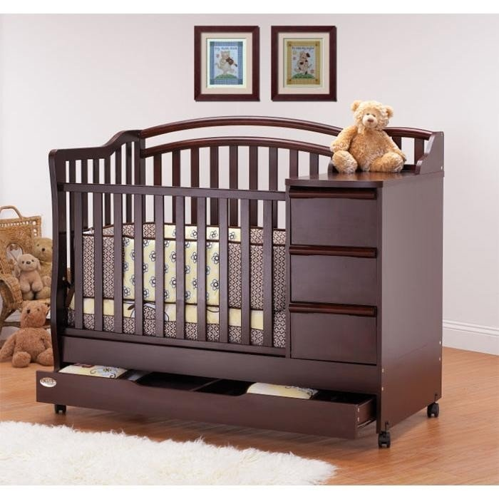 baby cribs with storage underneath KJIGCEX