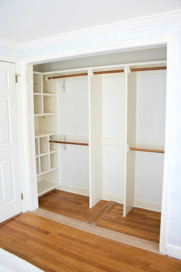 bedroom closets one room challenge week 2: a start to the shiplap, nail filling nightmare, JFERBMV