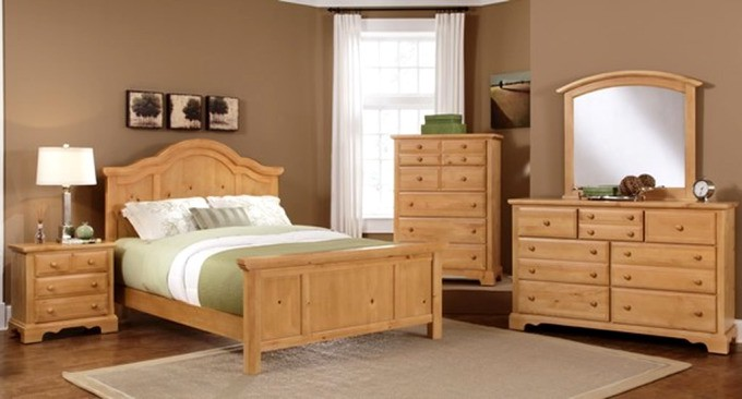 Bedroom made of beech high-quality wooden furniture catalogue bali warisan is made from 100%  spruce and ZGHPLIE