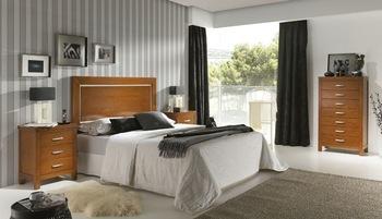 Bedroom made of beech master bedroom furniture made of solid beech wood dm-89-y SLUENDB