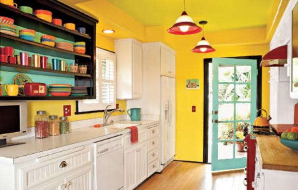 colorful kitchen editorsu0027 picks: our favorite colorful kitchens | this old house YMXVWFH