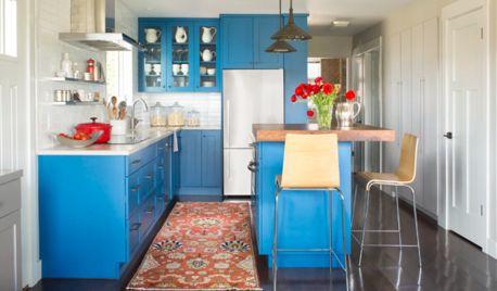 colorful kitchen kitchen of the week PFZFDOK