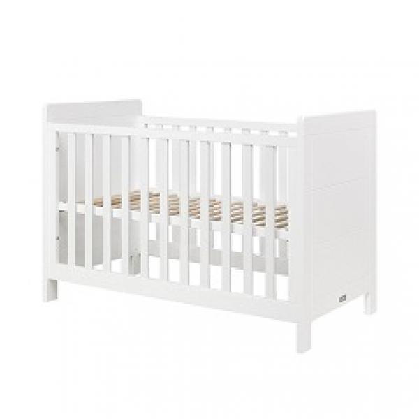 Cots 120×200 cm bopita hugo white bed 60 x 120 cm HWCLFTE