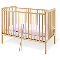 Cots 120×200 cm pinolino hanna cot bed (120 x 60 cm) TBHORGD