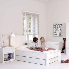 Cots 140×200 cm junior bed 90 x 200 cm flynn ALVJLTW