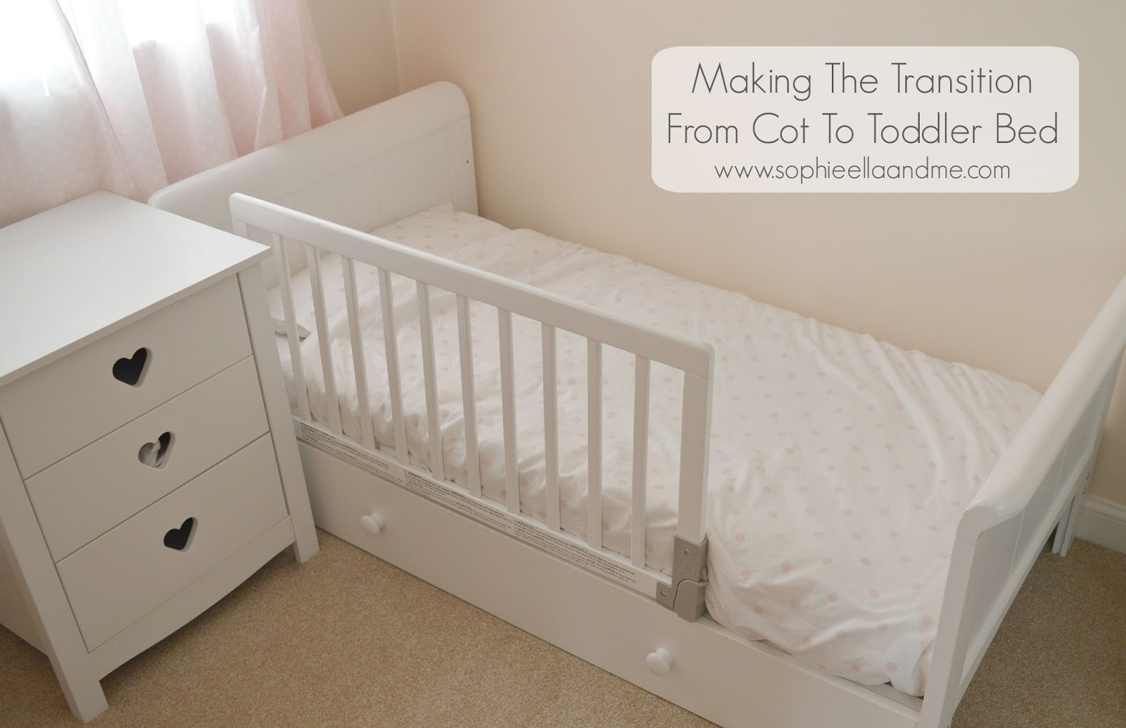 Cots for 1 year old making the transition from cot to toddler bed ZLFKVGN