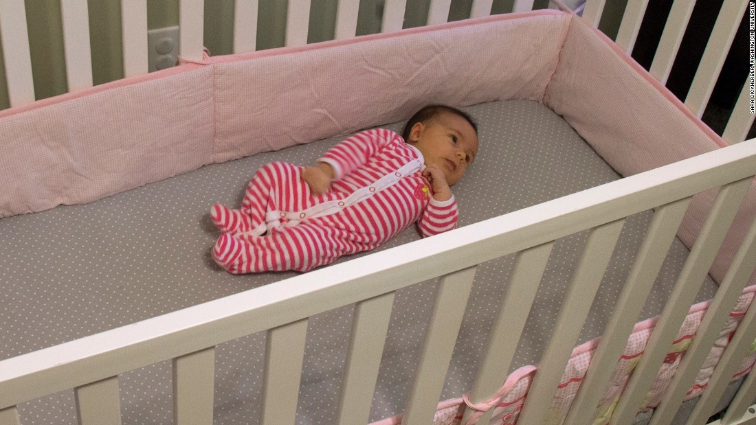 Cots with side protection stop using crib bumpers, doctors say - cnn FRCPRMQ