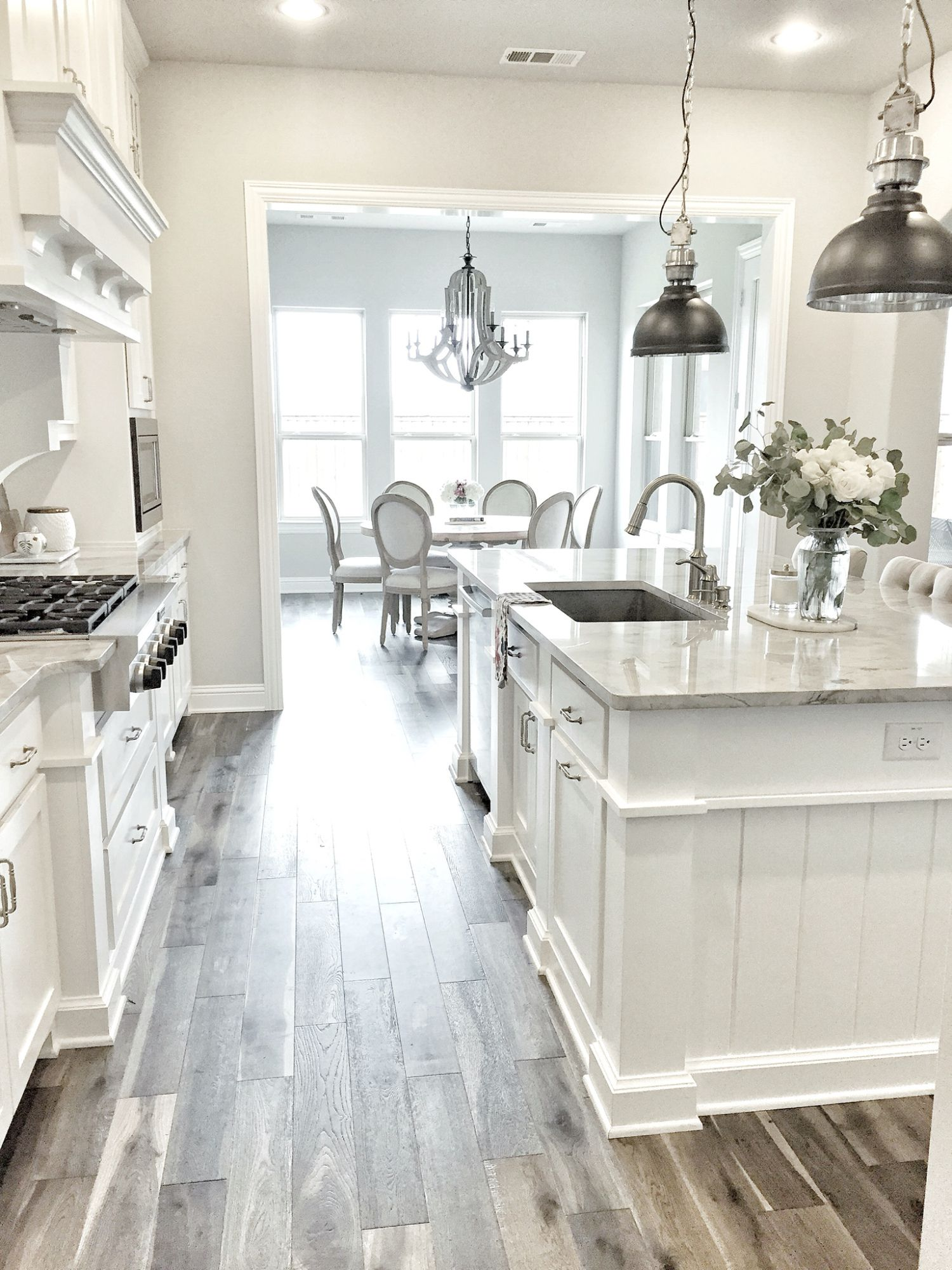 dream kitchens with white kitchen islands 50+ dream kitchens that will leave you breathless NZAMEWZ