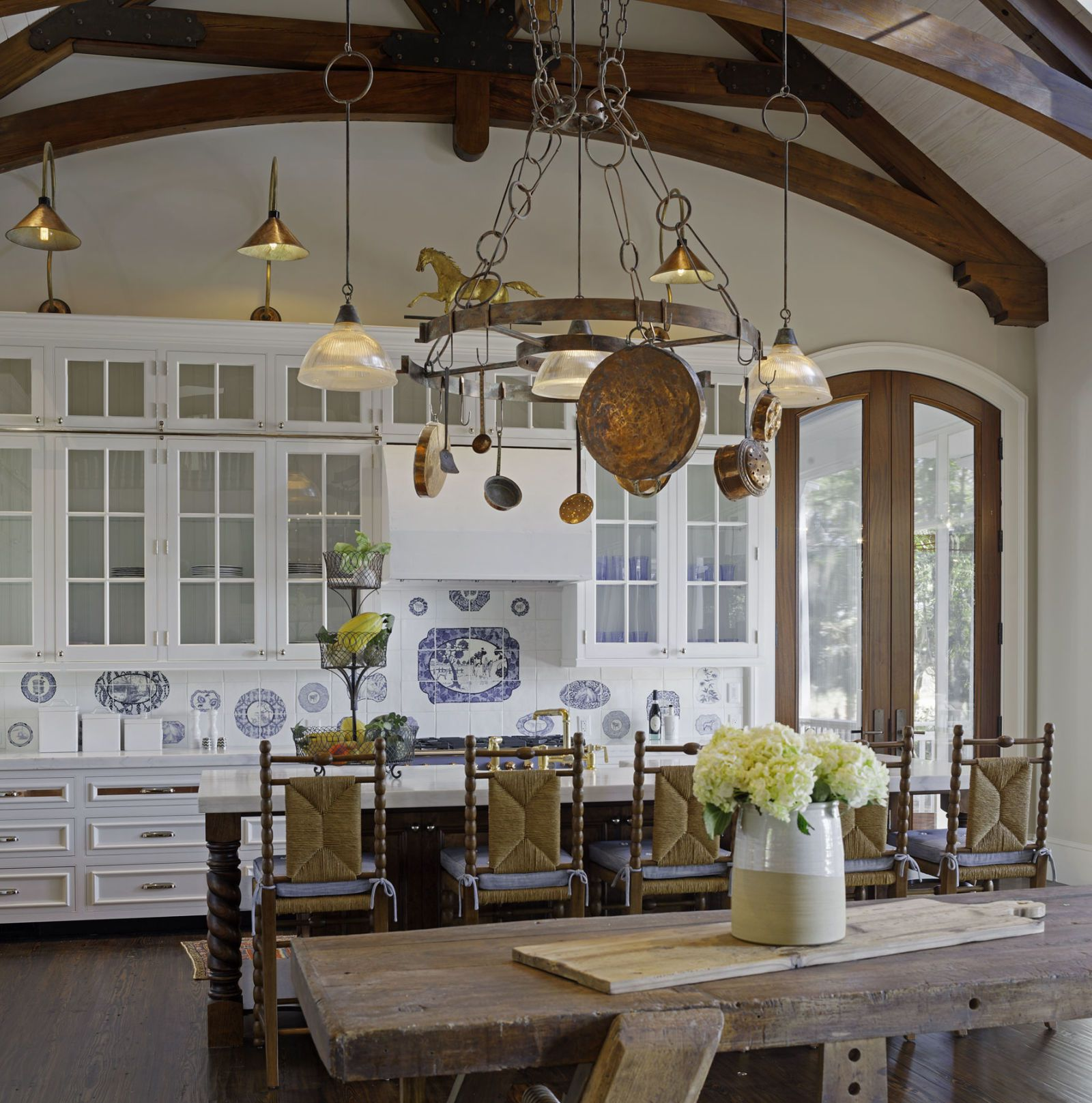 French country kitchens english country kitchen OETTGAX
